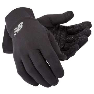 New Balance Lightweight Running Glove, Black