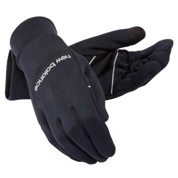 New Balance Heavyweight Glove, Black