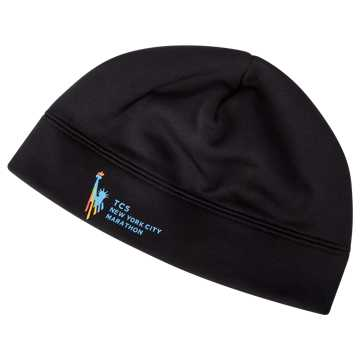 New Balance NYC Marathon Beanie, Black