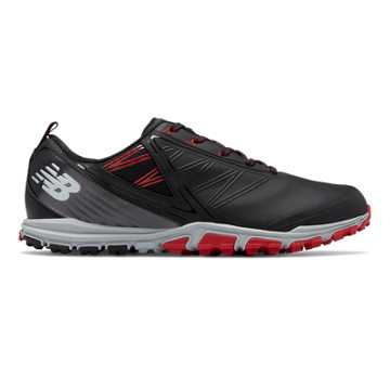 New Balance Minimus SL, Black with Red