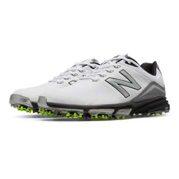 New Balance New Balance Golf 3001, White with Green