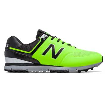 New Balance New Balance Golf 518, Lime with Black & Grey