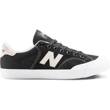 New Balance Pro Court 212, Black with White