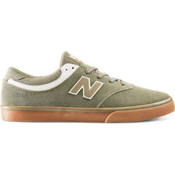 New Balance Quincy 254, Olive with Gum
