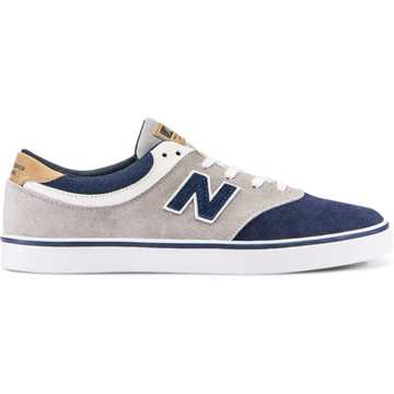 New Balance Quincy 254, Grey with Navy