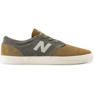 New Balance 345, Gunmetal with Sepia