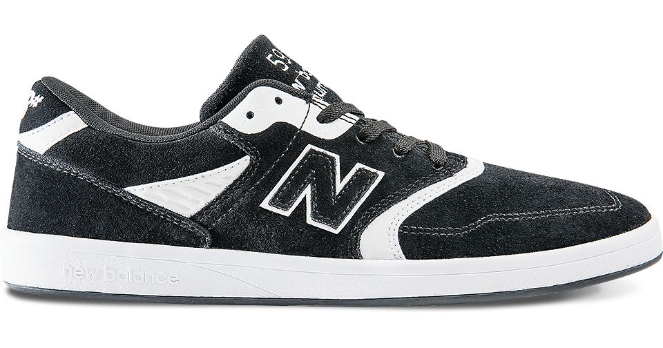 NB 598, Black with White