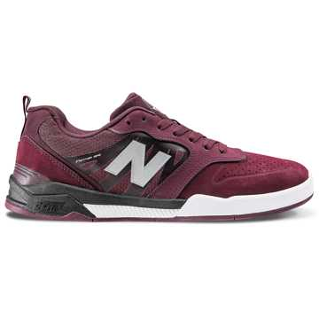 New Balance 868, Chocolate Cherry with Black