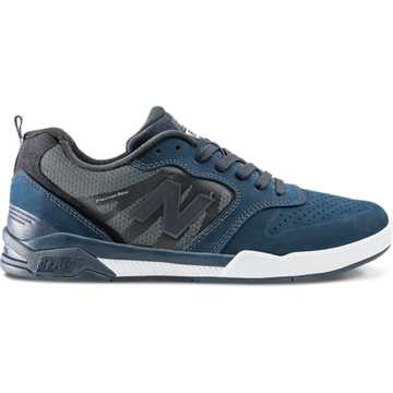 New Balance 868, Obsidian with White
