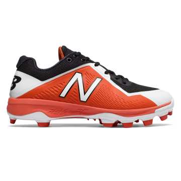 New Balance TPU 4040v4, Black with Orange