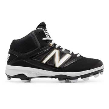 New Balance TPU Mid-Cut 4040v3, Black with White
