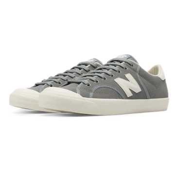 New Balance 复古硫化系列 中性  休闲复古 舒适耐磨, 灰色