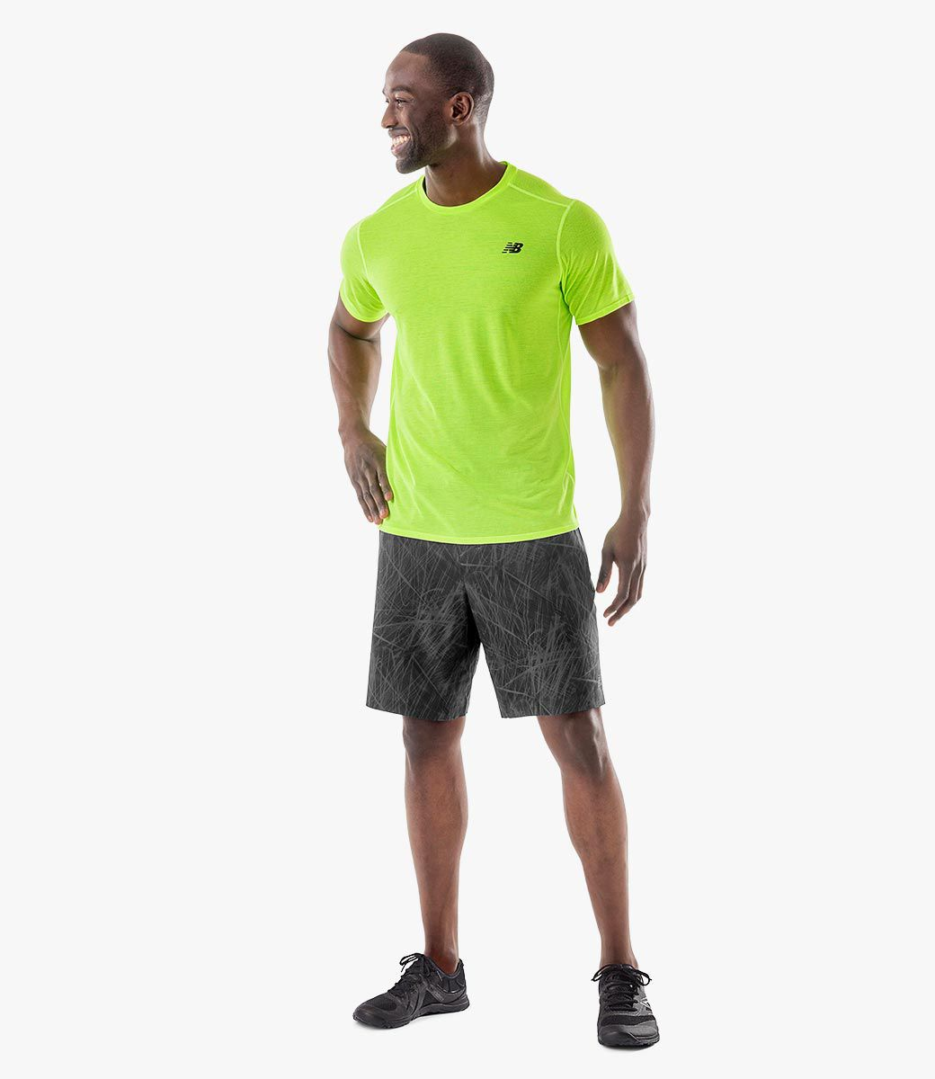 New Balance Men's Performance Training Look,