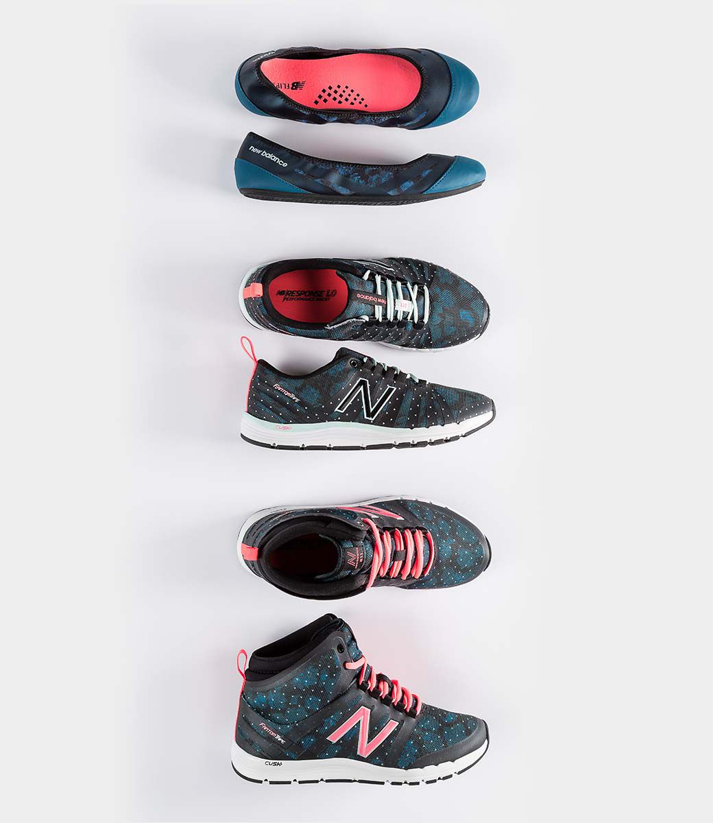 New Balance US Womens 811 and Flat DTC,