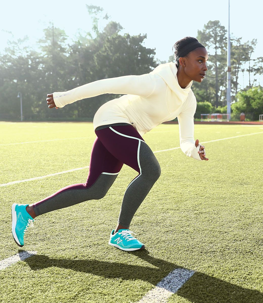 New Balance US Womens September FuelCore Agility and NB Heat,