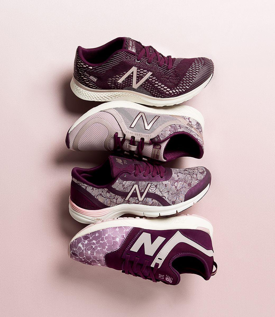 New Balance 女子跑步鞋,