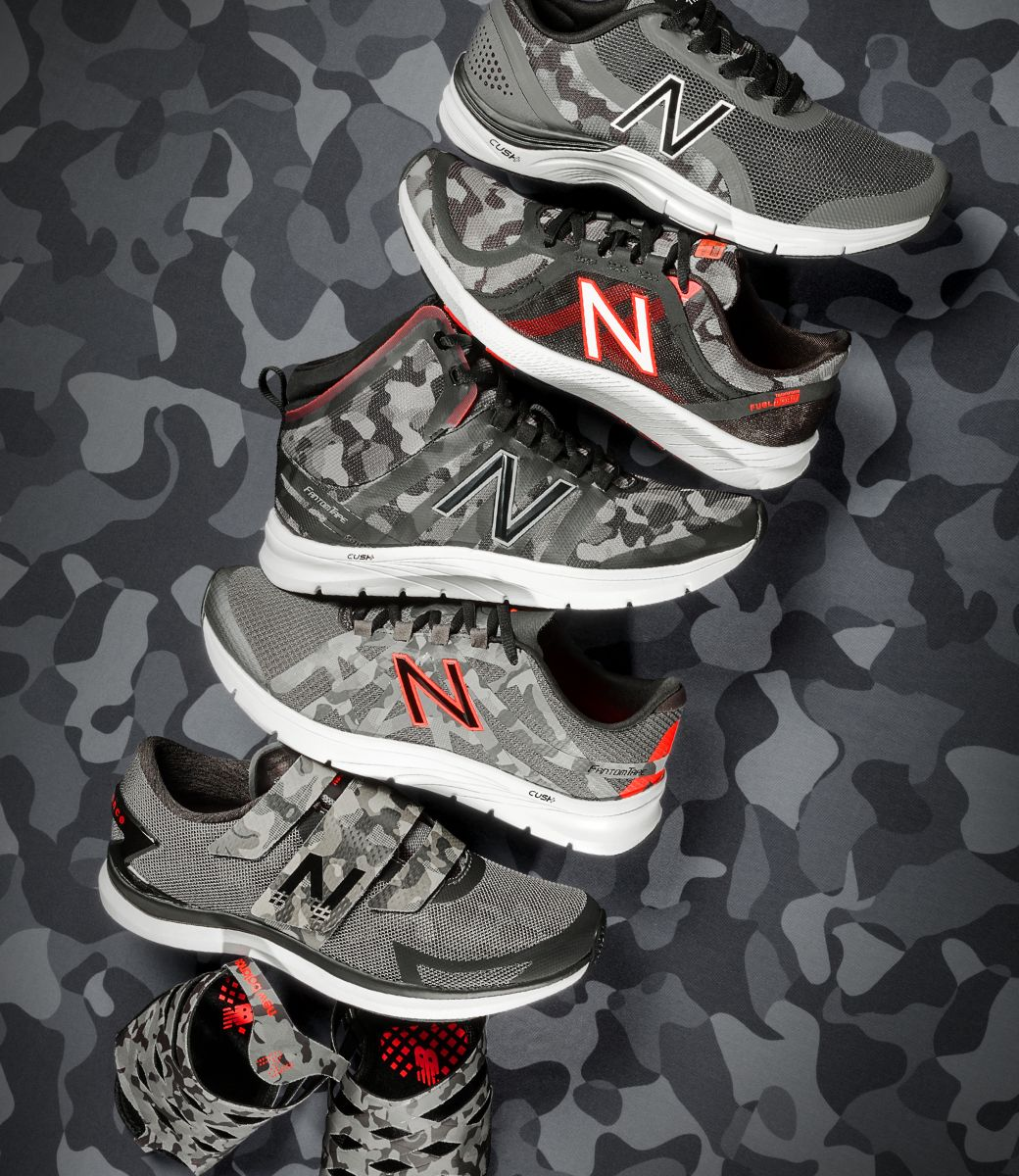 New Balance US Womens September Camo Pack,