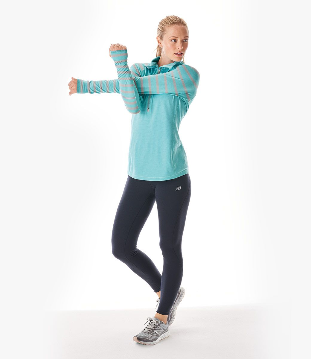 New Balance Womens October Performance Merino and Moon Pack,
