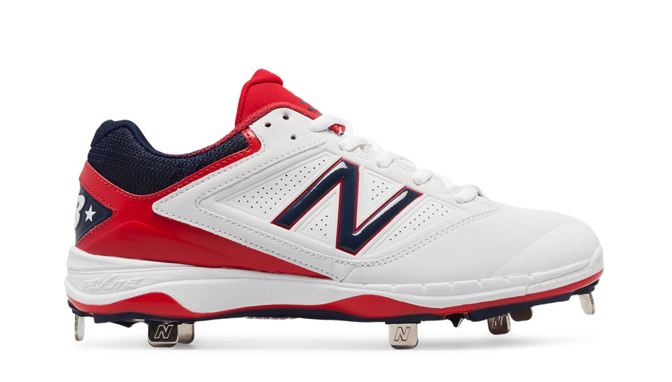 Low Cut 4040v1 4th Of July Metal Cleat Women S 4040