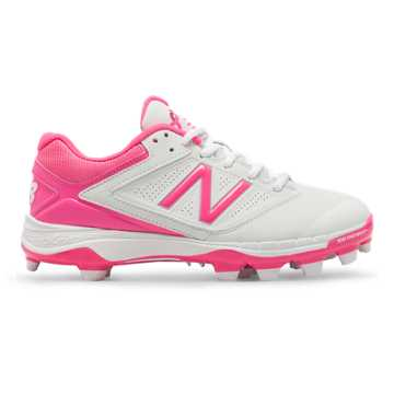 New Balance TPU 4040v1 Pink Ribbon, White with Komen Pink