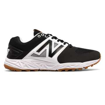 New Balance Turf 3000v3, Black with White