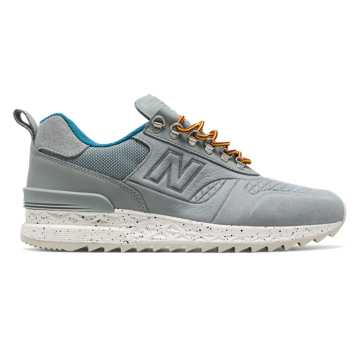 New Balance Trail Buster系列运动鞋 男款 轻量缓震 时尚技能, 灰色
