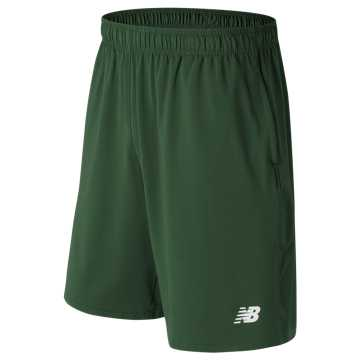 New Balance Baseball Tech Short, Team Dark Green