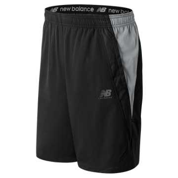 New Balance Lacrosse Freeze Short, Black