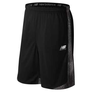 New Balance Lacrosse Insert Short, Black