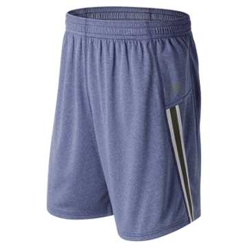 New Balance LAX Braid Reverse Short, Atlantic