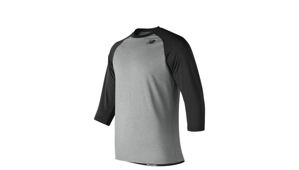 Custom Next Level Tri-Blend Baseball Raglan - Design Long Sleeve T ...