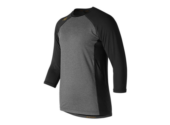 4040 Bold and Gold Compression Top - Men's 650 - Tops, Team - New Balance