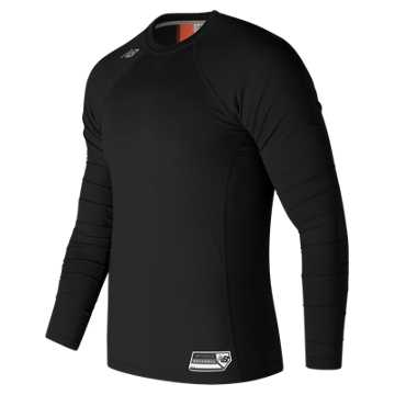 New Balance LS 3000 Baseball Top, Team Black