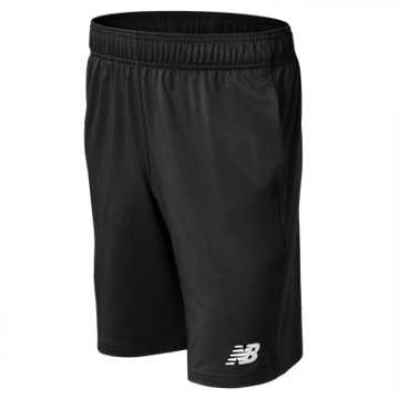 New Balance Jr NB Tech Short, Team Black