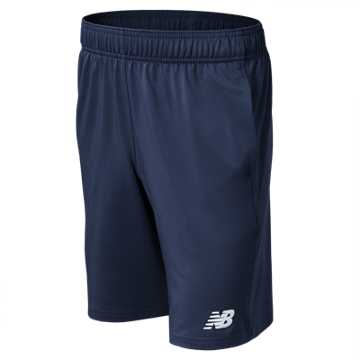 New Balance Jr NB Tech Short, Team Navy