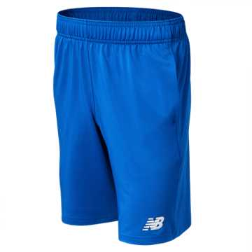 New Balance Jr NB Tech Short, Team Royal