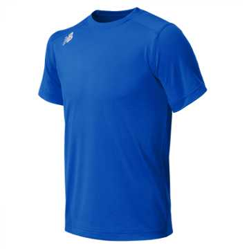 New Balance Jr NB SS Tech Tee, Team Royal