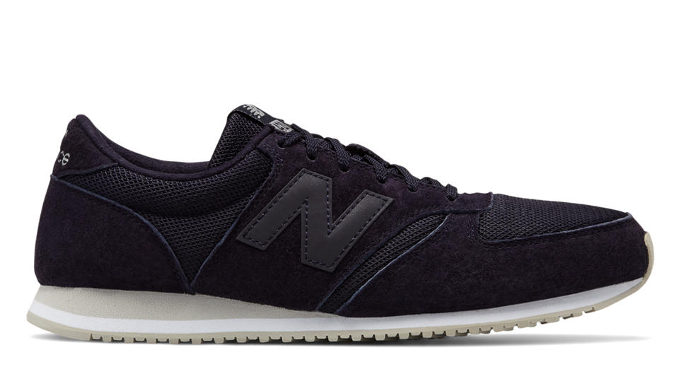 Shopping 206683 New Balance Classics U420 Unisex Black Shoes