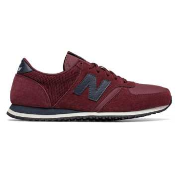 New Balance 420 New Balance, Burgundy with Navy