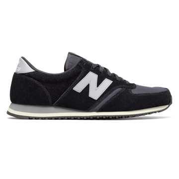 New Balance 420复古鞋 中性款 经典复古 轻量舒适, 黑色