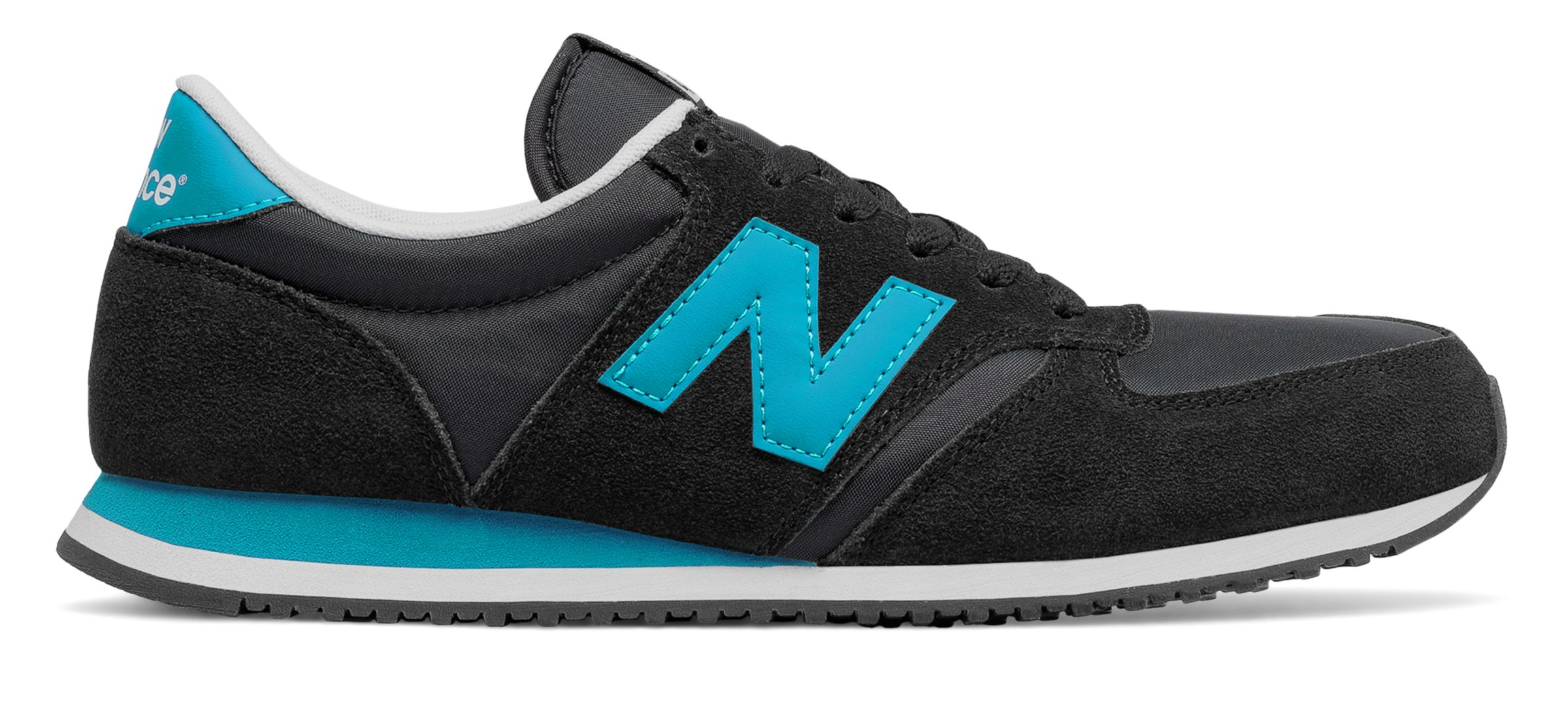 NB New Balance 420, Black with Navy