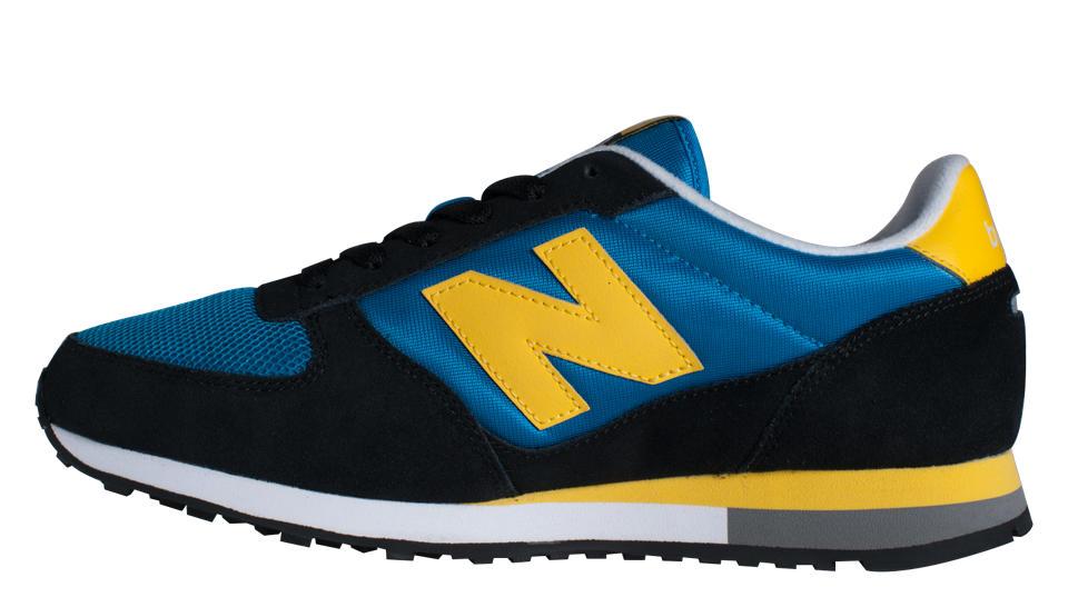 New Balance Jaune Bleu