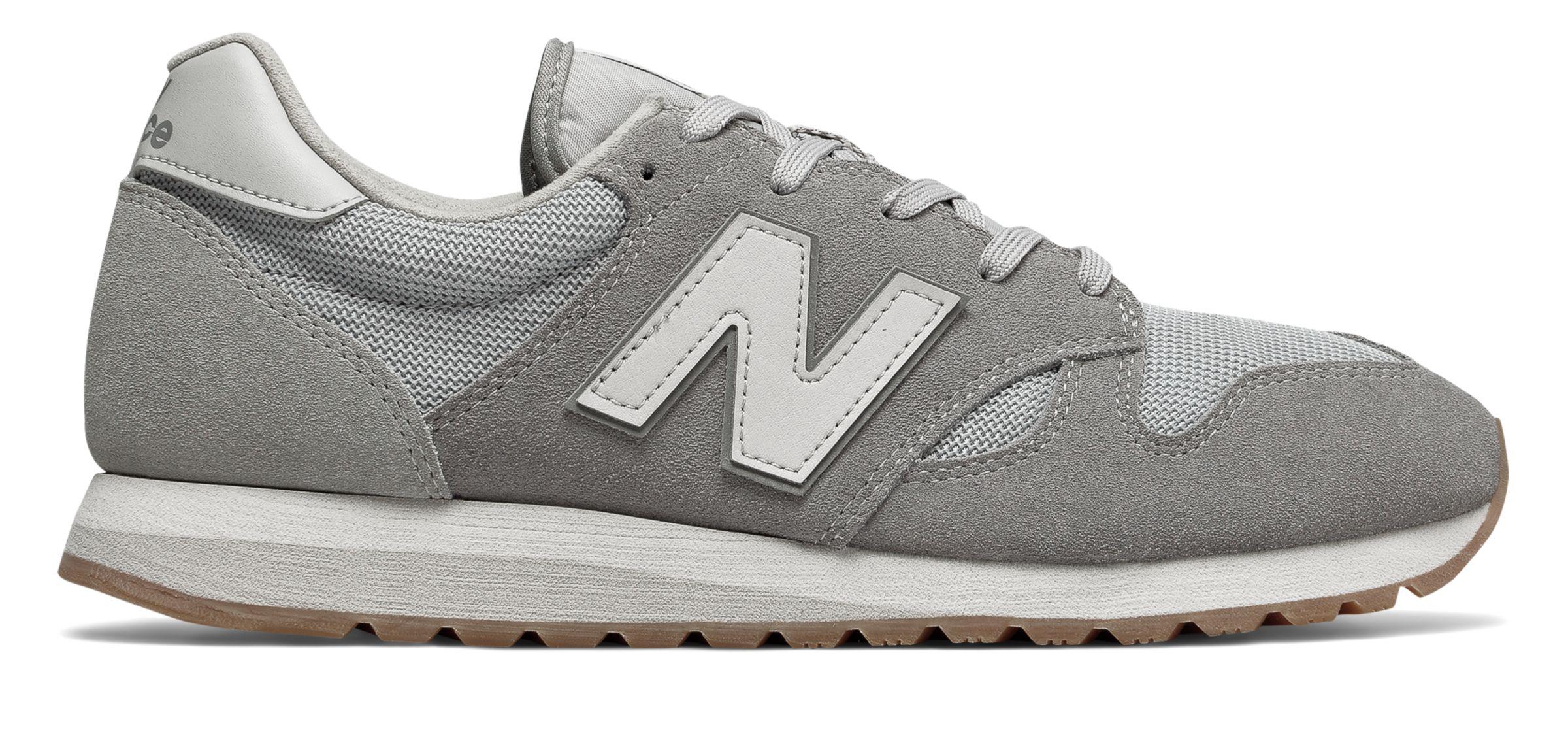 NB 520 New Balance, Cool Grey