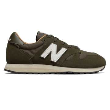New Balance 520, Military Dark Triumph with Brown Sugar