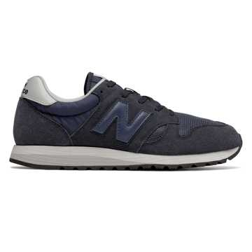 New Balance 520 70s Running, Outerspace with Vintage Indigo