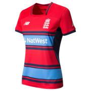 NB Replica Short Sleeve Tee T20 Woman, Crimson