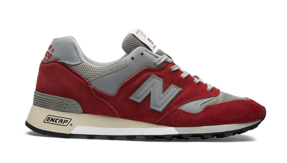 577 made in uk men 39 s lifestyle new balance for Mode in england