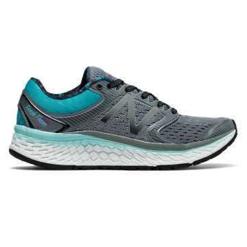New Balance Fresh Foam 1080v7, Silver with Pisces