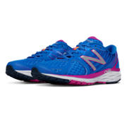 NB New Balance 1260v5, Blue with Pink