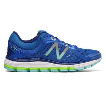 New Balance 1260v7, Bolt with Energy Lime